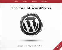 """""""The Tao of WordPress"""" melts in your brain"""